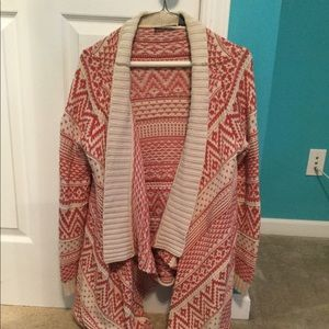 Comfy cardigan sweater